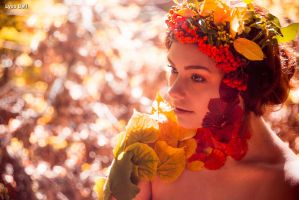 Fall Fairy (pt. 2) by Lysa-Bell