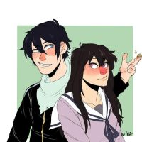 Noragami by MikasArtbells