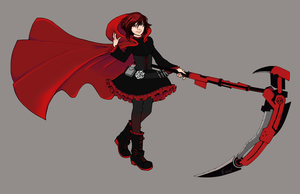 Ruby by sakkaf