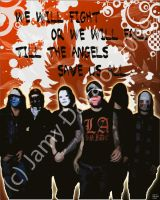 Hollywood Undead Poster by VincentsFallenAngel