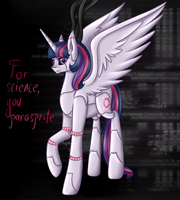 For science. You parasprite. by mailNer