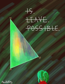 Is. Leave. Possible. (Squiggly gif) by PandaKong
