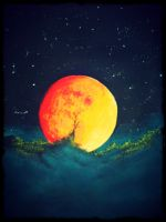 Red Moon! by Sakich