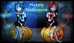 +Happy Halloween+~! by starshooter1