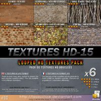 Free Textures : 037-Textures-HD-15 by lasaucisse