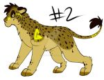 Spotted Lioness Breedable by Artha-Demon