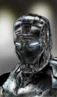 Black Ironman by MuhammedFeyyaz