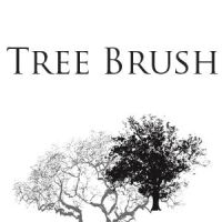 Tree Brush by retensio