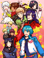 DRAMAtical Stars!! by Cheppoly