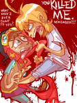 YOUKILLEDME by real-faker