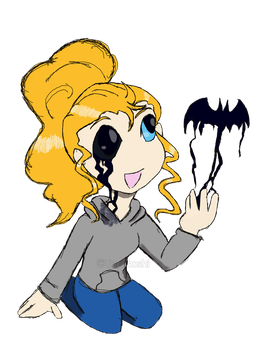 DC OC Chibis - Ink by Yoru-the-Rogue