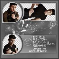Nick Jonas | Png Pack | White Monsters by Whitemonsters