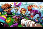 LoL: Yordle Training by Maksn