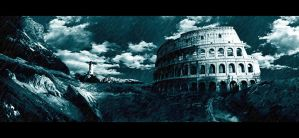 First matte painting by nishad2m8