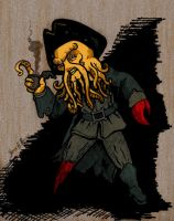 Davy Jones by brodiehbrockie