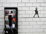 Subway Phone by whosclimbing