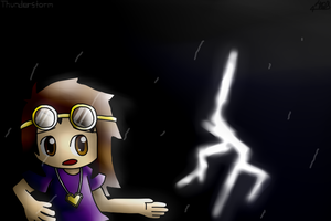 =Thunderstorm= by Xinaug
