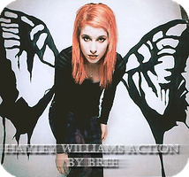 Hayley Williams action 3 by Lex-Bree