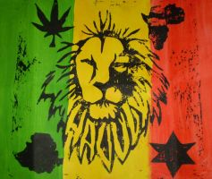 lion of judah by mr-happy-cat