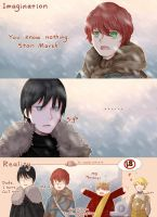 SP: U know nothing, Stan Snow. by JS-Coach