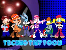 Techno Toons. by Atariboy2600