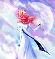 Orihime__BLEACH by AmaiYuki