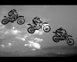 Motocross Josh by kilvertm