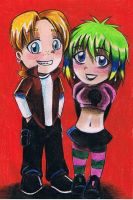 Chester and Reiquen by Dreamgirl2007