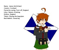 Scotland :D by werewolfpokemon