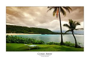 Come Away by IsacGoulart