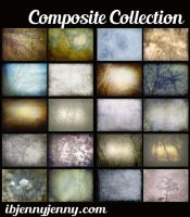 Free Composite Texture Collection by ibjennyjenny