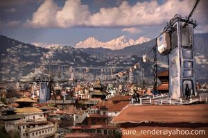 future nepal by sureRender