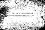 grunge brushes II by ivadesign