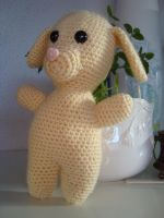Ted -  An Amigurumi Pattern by EssHaych