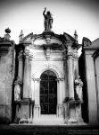 The Bourgeois Mausoleum by Torkhelle