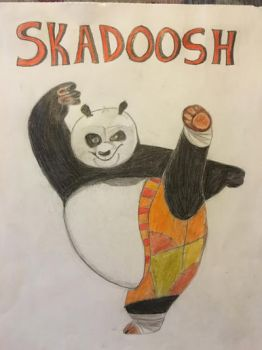 Skadoosh! by PippinWorthington3rd