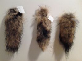 Little Coyote Tails For Sale by MilkyFoxWhiskers