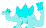 DragonOfTheIceCaves ((For QuestionTheDragon :D)) by That-Crystal-Boy