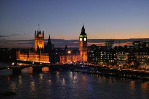 London by Magiamal