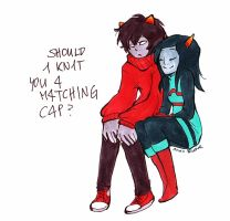 Homestuck by VulpesLunaris