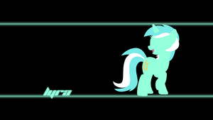 Lyra Wallpaper by Alexstrazse