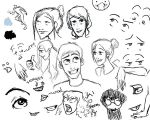 sketchins by snazzy-duck95