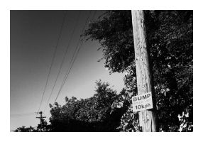 Speed limit by panfoto