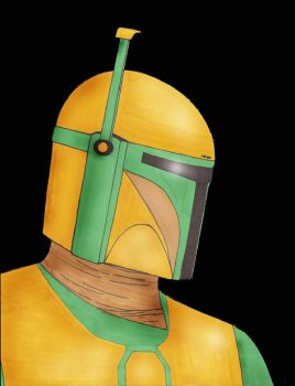 Mandalorian by CanadianSith