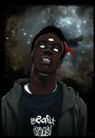 Joey Bada$$ by DJC87