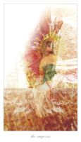 the empress tarot card 2006 by raine713
