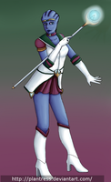 Sailor Thessia by Plantress