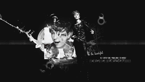 Gackt Wallpaper 3 by ParanoiaGod69
