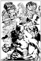 Batman Vs Inks - Abreu by tshorty11