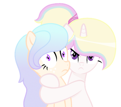 No one touches Dreamy's friend! by DreamyWishPonyArtist